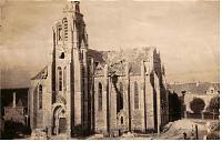 Eglise détruite 1944