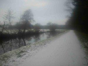 canal sous la neige 17.12.09