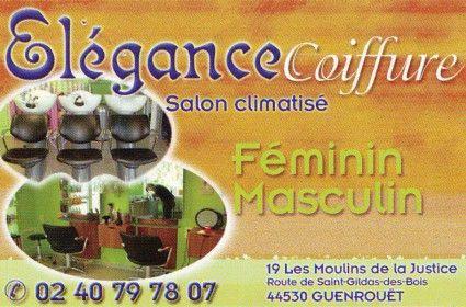 ETS ELEGANCE coiffure
