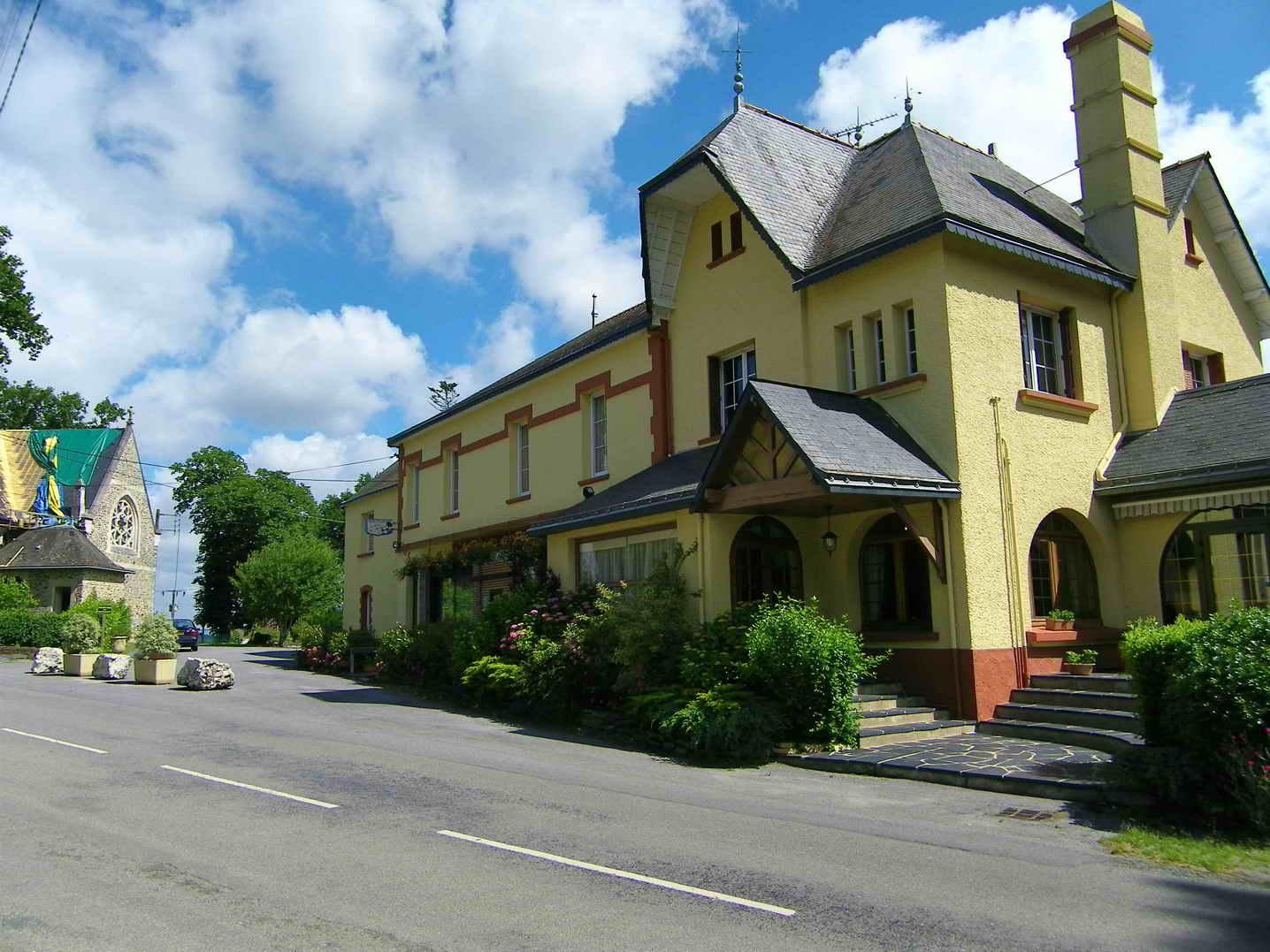 Foyer Des Pecheurs Illkirch Plan : Le paradis des pêcheurs