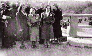 NDG - Inauguration pont Melneuf (fev. 1949)