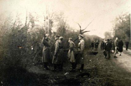 NDG - Soldats Allemands à Pont Nozay
