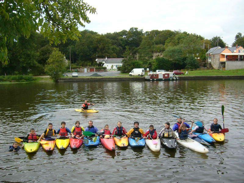Photo canoe
