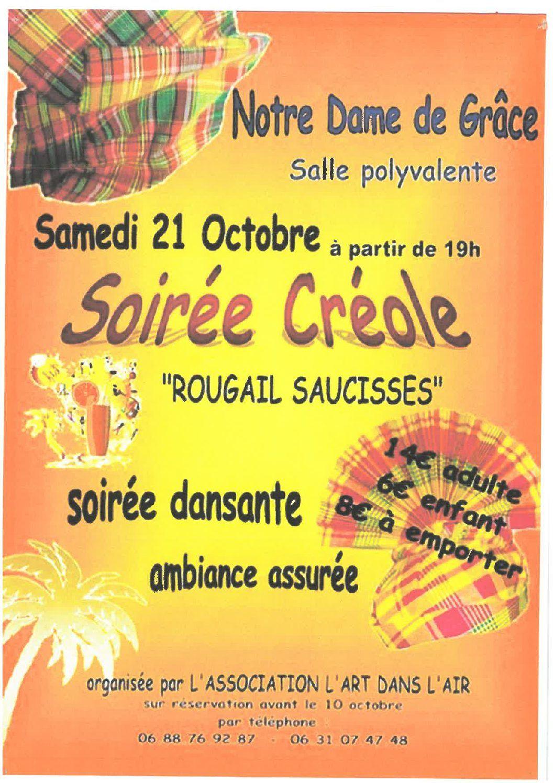Soirée Créole